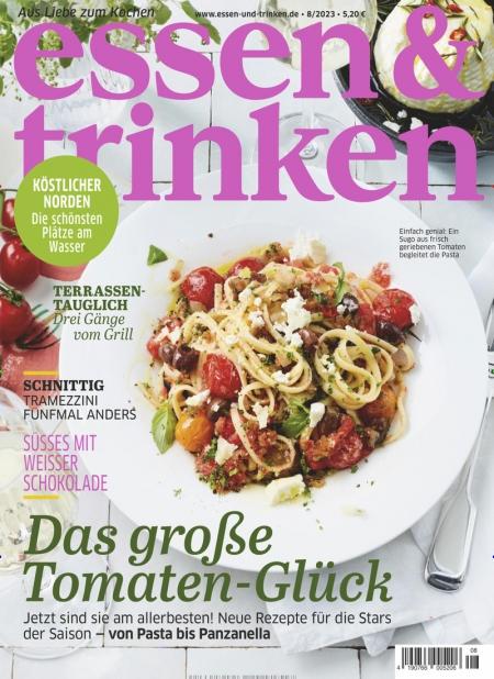 Essen Und Trinken Zeitschrift ihre zeitschrift im abo alle zeitschriften aus der rubrik essen