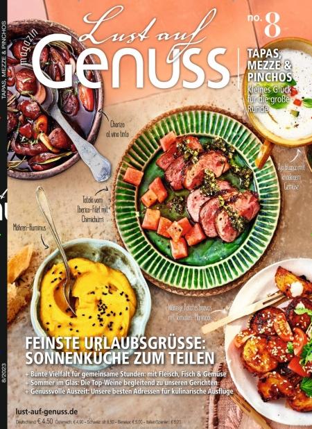 Ihre Zeitschrift Im Abo Alle Zeitschriften Aus Der Rubrik Essen Trinken Kochen Im Abonnement